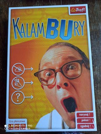 Kalambury firmy Trefl, gra planszowa