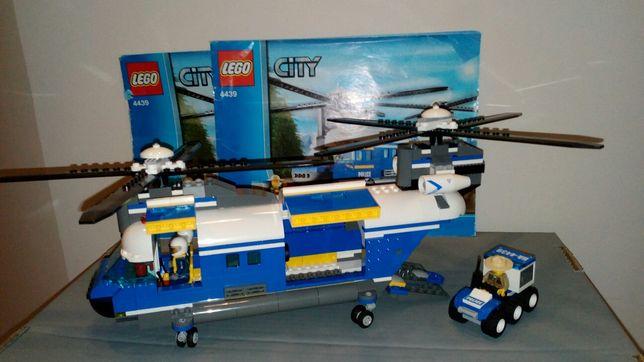 LEGO CITY Helikopter Transportowy