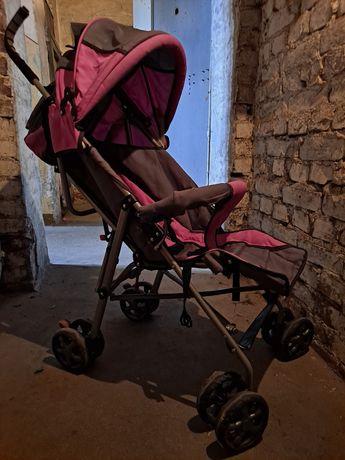 Spacerówka różowa