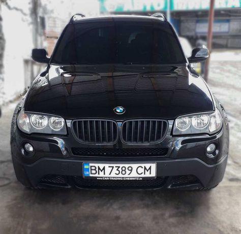 ПРОДАМ BMW X3 2010 2л дизель