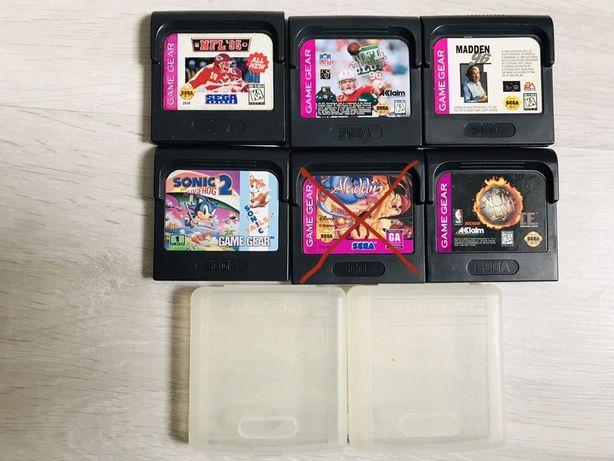Игры для Game Gear