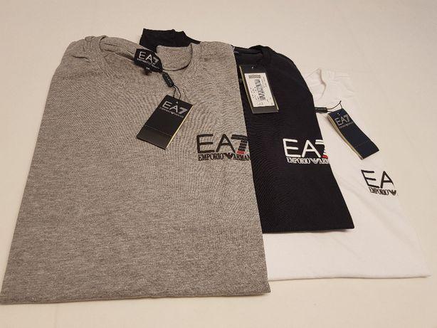 Emporio Armani koszulka t-shirt męska EA7 ! SKLEP ! S M L XL XXL