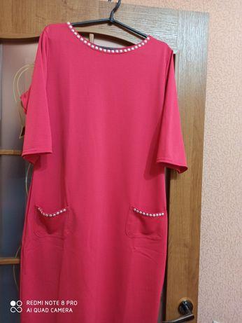 Святкове плаття 54розміру
