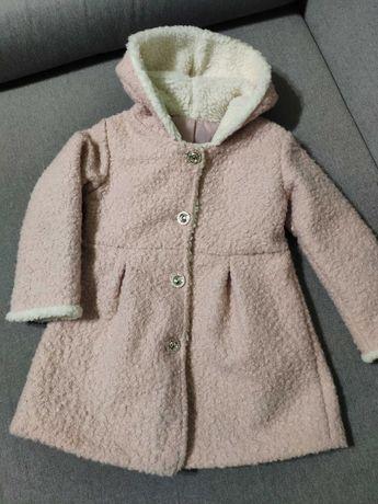 Демисезонное пальто на 3-5 лет (made in Italy) куртка, пальтишко