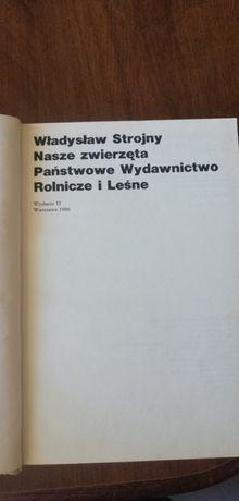 Władysław Strojny Nasze Zwierzęta