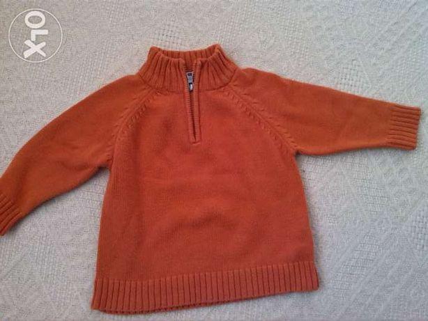 Sweterek dla dziecka 18 - miesięcznego