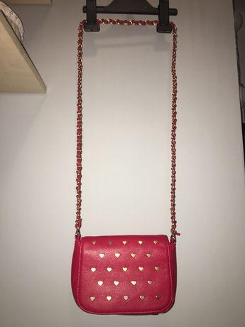 Czerwona torebka mohito