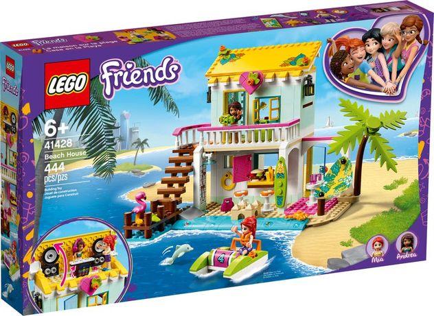 NOWE Lego Friends 41428 Domek na plaży ORYGINAŁ