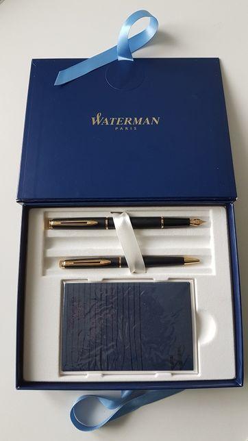 Pióro+długopis Waterman nowe