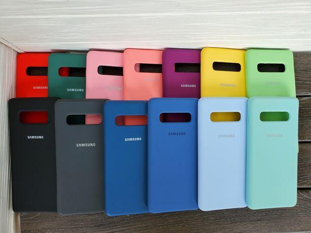 Чехол Софт s8 Note s9 для Samsung Galaxy s10 e plus (арт 8 9 )