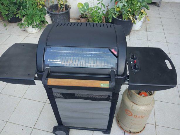 Grelhador a gaz  da  Campingaz (barbecue)