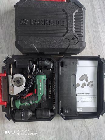 Wkrętarka akumulatorowa 4 w 1, 4 V