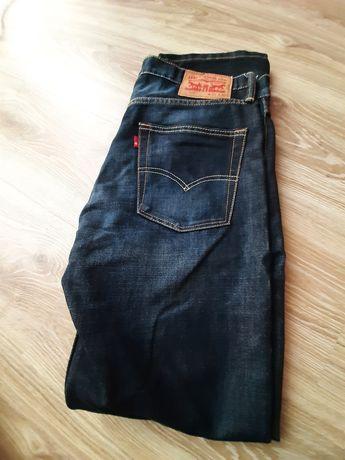 Spodnie jeansowe Levis 513 32/32