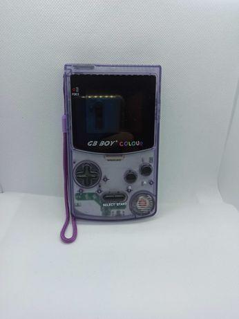 Konsola GB Boy Color + pokrowiec i akumulatorki