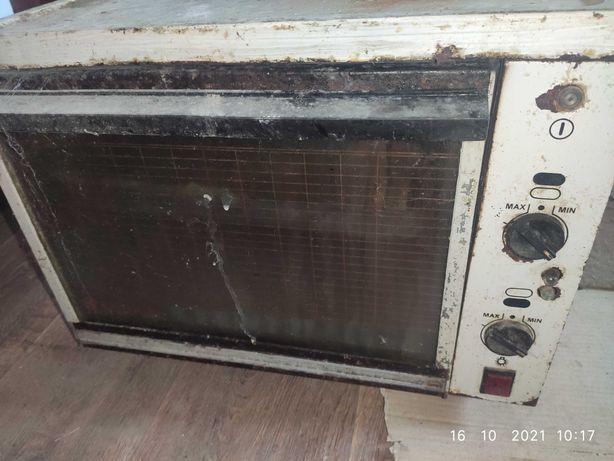 Электро-духовой шкаф Проминь СССР