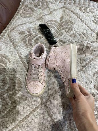 Hm хайтопы ботинки единороги