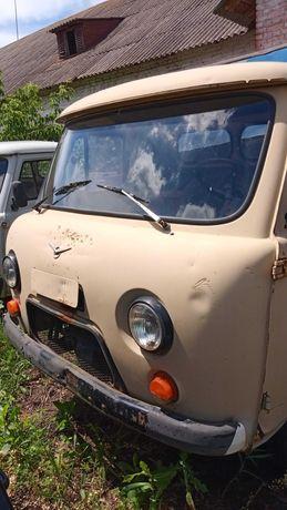УАЗ 330306-01, 1999 р.в., жовтий, бортовий