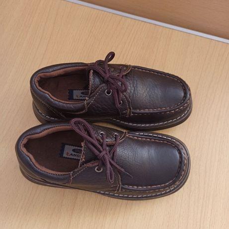 Туфли на мальчика 33 размер. Новые. Кожа. Венгрия. 400 грн.