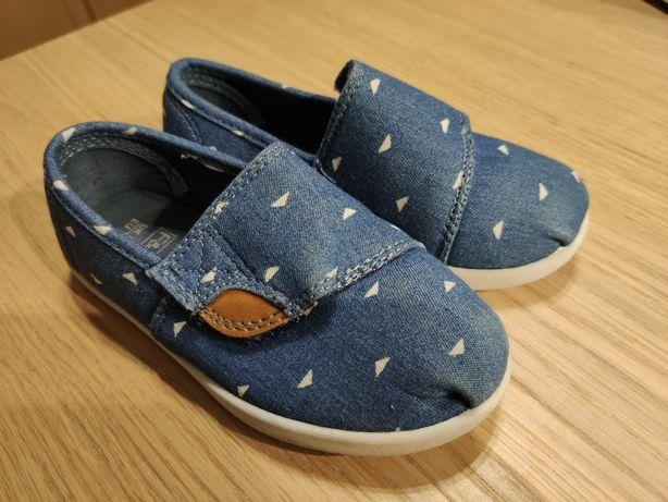 Kapcie trampki buty dziecięce Rozmiar 26