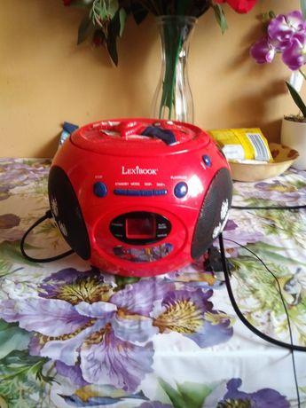 Bombox dla małego fana z radiem