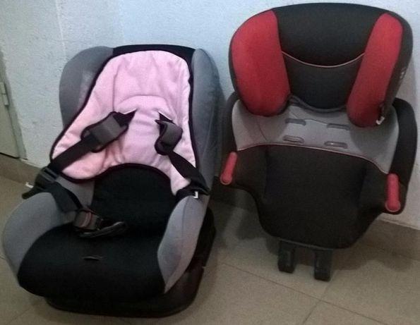 Encosto para Cadeira de bébé para automóvel (Vermelho / Preto)