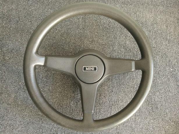 Volante Mini Austin Rover Mk3 1275 mk4 Cooper Check Mate 1000