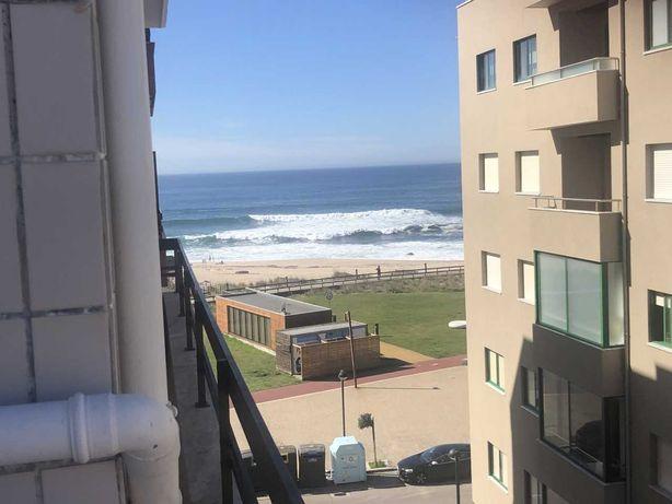 Arrendamento apartamento T2 com vista mar/Póvoa de Varzim-Aver-o-Mar