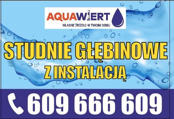 Studnie głębinowe PEWEL WIELKA kompleksowo gwarancja wody