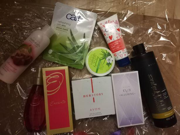 Duży zestaw kosmetyków Perfumy cena ostateczna