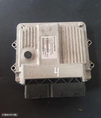 Centralina Motor Fiat Doblo / Opel Combo 1.3 Jtd Ref. 51880748 / MJD 6F3.D6