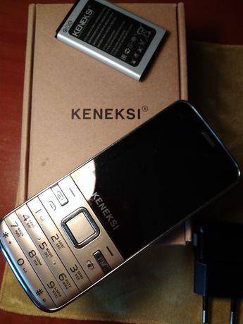 Телефон Keneksi крупный шрифт.