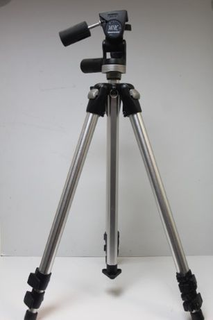 Statyw Manfrotto 190PRO + głowica 141RC