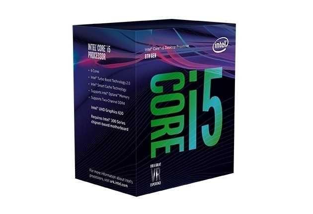 Procesor i5 8400 6x3.8ghz
