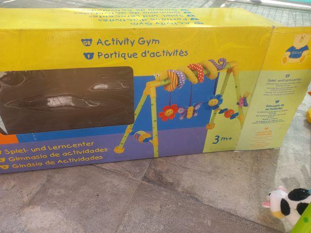 Parque de actividades  bebés