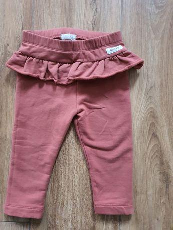 Ocieplane spodnie Newbie r. 80
