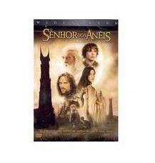DVD Senhor dos Anéis A Irmandade do Anel Edição Especial Wide (2 CDs)