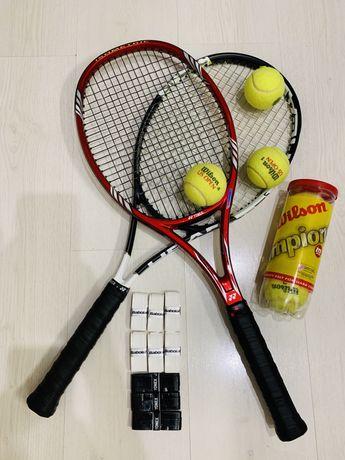Обмотка намотка на ракетку для тенниса Head Babolat Yonex Tecnifibre