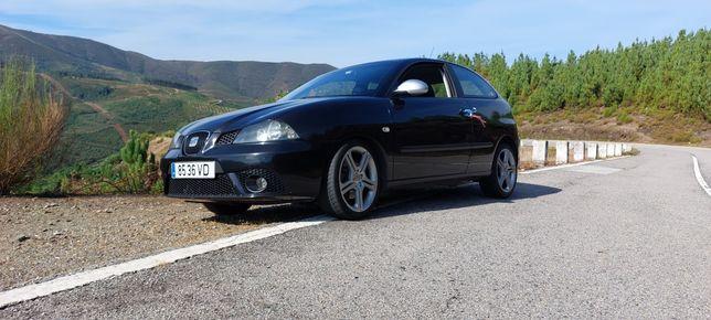SEAT Ibiza 6L 1.9 TDI sport 130cv (original)