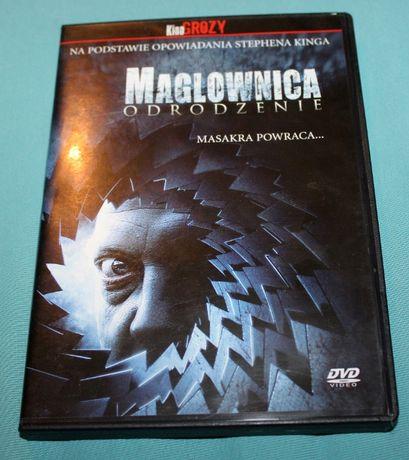 Filmy grozy na DVD