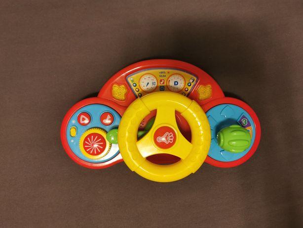 Kierownica zabawka dziecięca