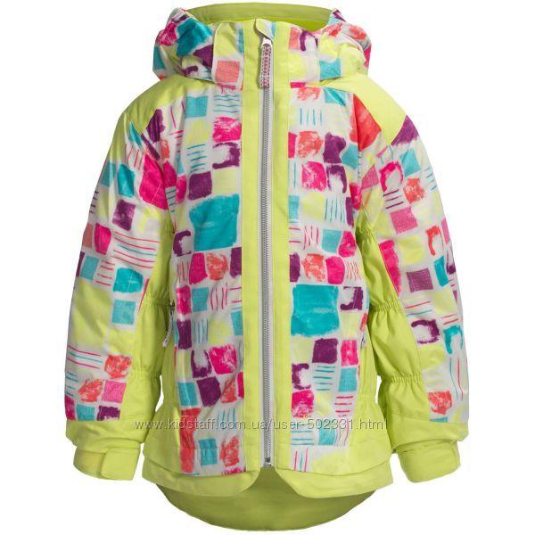 Зимняя куртка с системой роста американского бренда Snow Dragons в р.4 Киев - изображение 1