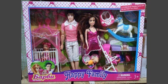 """Скидка! Кукла """"Барби семья. Беременная""""."""