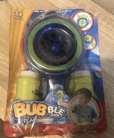 Набор для выдувания мыльных пузырей