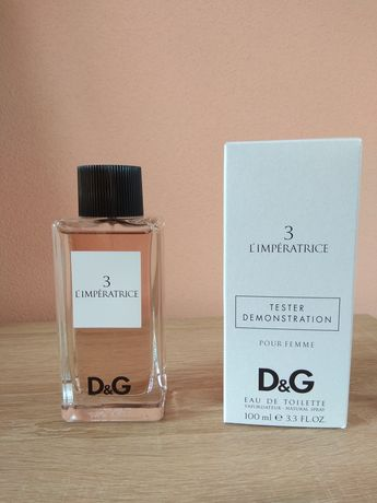 Духи парфюм D&G Anthology L'Imperatrice 3  100 мл оригинал!