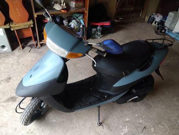 Продам скутер Suzuki Lets 2, или Обменяю на Ваз с доплатой