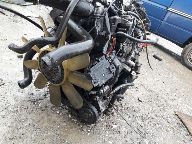 Мотор двигун Mercedes 616 2.4 617 3.0 мб100 дізель уаз увазік комплект