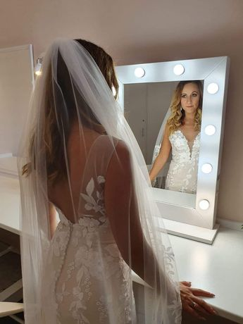 Sukienka ślubna 36 38