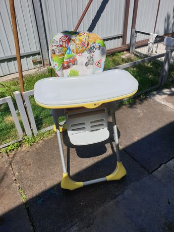 Продам стульчик для кормления Chicco