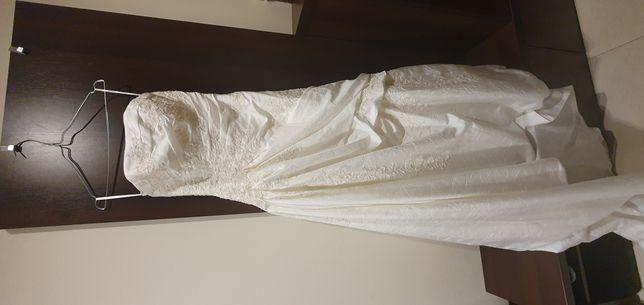 Suknia ślubna firmy PRONOVIAS BARCELONA rozm.42