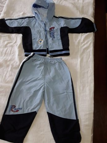 Продам спортивный костюм на мальчика на 1-2 года